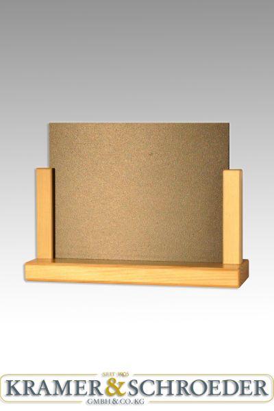 Tischaufsteller 105 x 140