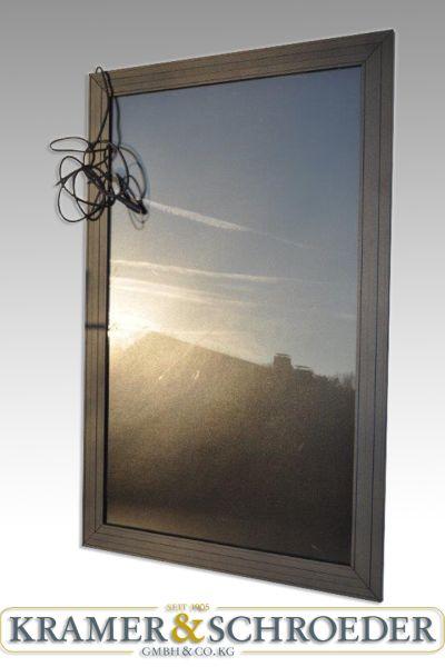 Angebotstafel mit Beleuchtung 750 x 480 x 150