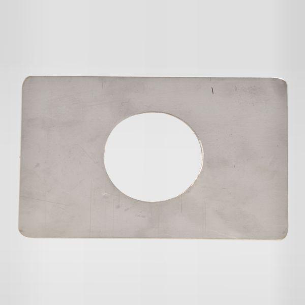 Unterlegplatte für Schanksäule
