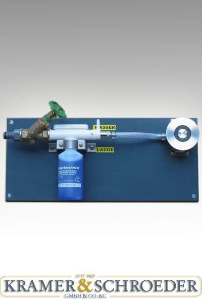 Reinigungsgerät Purus mit 1 Reinigungskopf KEG-Reinigungsgerät für Zapfkopf