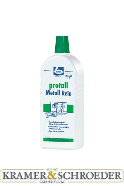 Dr. Becher protall Metall Rein 500 ml